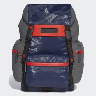 Batoh Medium Night Indigo / Granite / Core Red DM3445