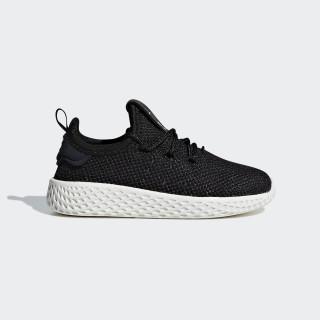 Pharrell Williams Tennis Hu sko Core Black / Core Black / Chalk White CM8554