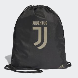 Bolsa Gym Bag Juventus BLACK/CLAY CY5562