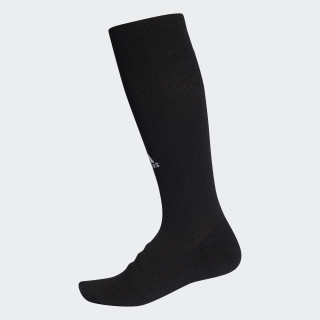 Chaussettes de compression montantes Alphaskin Lightweight Cushioning Black / Black CV7698