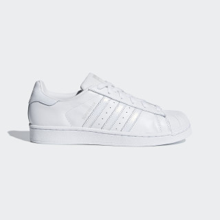Superstar Schuh Ftwr White / Ftwr White / Grey One AQ1214