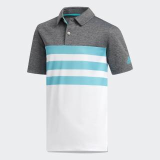 3-Stripes Poloshirt Hi-Res Aqua DM7480