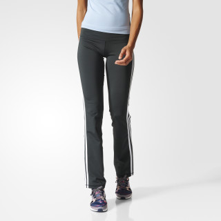 Pantaloni D2M 3-Stripes Black / White BP8825