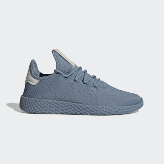 Pharrell Williams Tennis HU Schuh Raw Grey / Raw Grey / Off White B41888