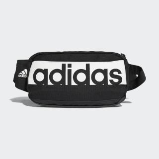 Linear Performance Waist Bag Black/Black/White S99983