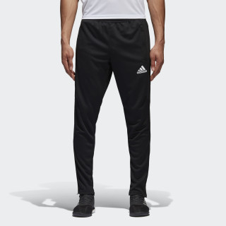 Tiro 17 Training Pants Black / White BK0348