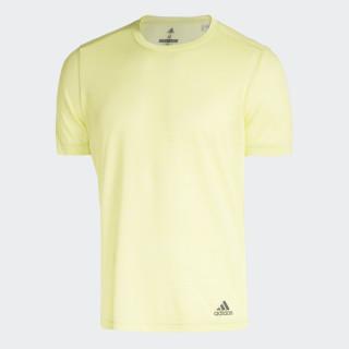 Camiseta Run SEMI FROZEN YELLOW F15/BLACK CV3952