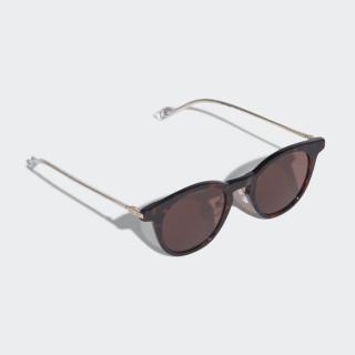 AOK002 Sunglasses Braun-Schwarz / Gold Metallic / Night Brown CK4108
