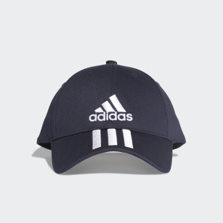 Six-Panel Classic 3-Stripes Cap Legend Ink / White / White DU0198