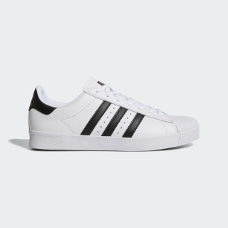 Tênis Superstar Vulc FTWR WHITE/CORE BLACK/FTWR WHITE D68718
