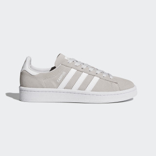 Campus Shoes Grey One/Footwear White/Footwear White BY9576