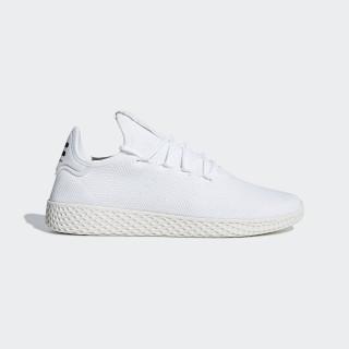 Sapatos Pharrell Williams Tennis Hu Ftwr White / Ftwr White / Chalk White B41792