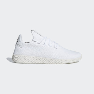 Zapatilla Pharrell Williams Tennis Hu Ftwr White / Ftwr White / Chalk White B41792