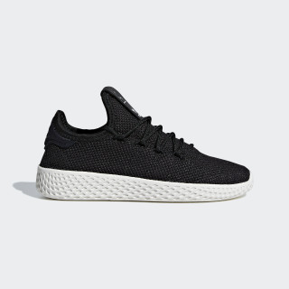 Pharrell Williams Tennis HU Schuh Core Black / Core Black / Chalk White CG6044