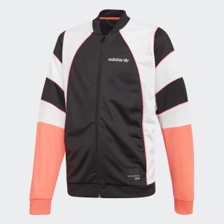 EQT Track Jacket Black / White / Turbo D98896