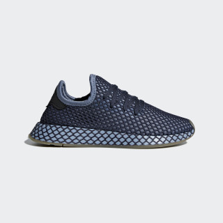 Deerupt Runner Shoes Raw Steel / Raw Steel / Real Lilac B41880