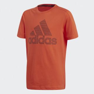 ID Stadium T-Shirt Orange/Hi-Res Red/Carbon CF6390