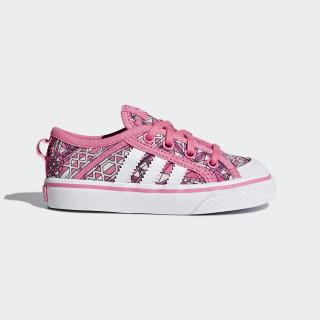 Nizza Shoes chalk pink s18 / ftwr white / ftwr white BB6724