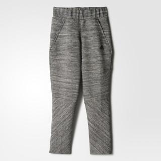 adidas Z.N.E. Travel Pants Storm Heather/Medium Grey Heather/Black BP8675