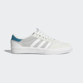 Lucas Premiere Schuh Ftwr White / Mgh Solid Grey / Real Teal B41784