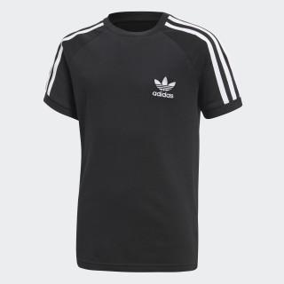 California T-shirt Black/White CE1065