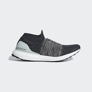 Ultraboost Laceless Shoes Carbon / Solid Grey / Ash Silver CM8267