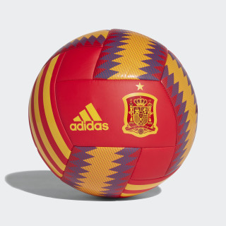 Bola Espanha RED/BOLD GOLD/TRIBE BLUE S14 CD8501