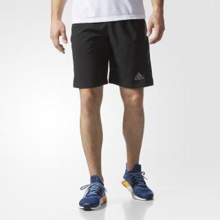 D2M Shorts Black BP8100