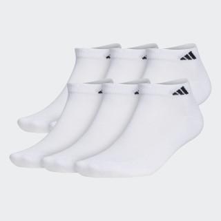 Low Socks 6 Pairs White / Black 101641