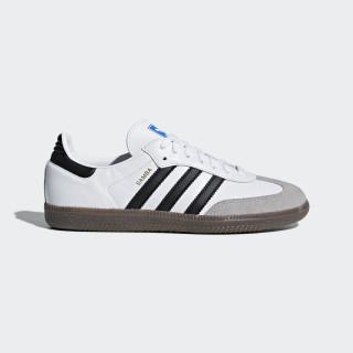 Samba OG Shoes ftwr white / core black / clear granite CG7147