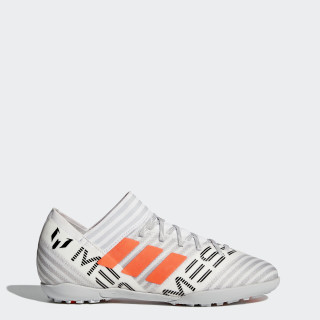 Calzado Nemeziz Tango 17.3 Césped Artificial FTWR WHITE/SOLAR ORANGE/CORE BLACK S77197