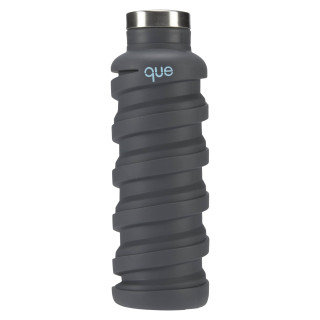 que Water Bottle Charcoal CK6570