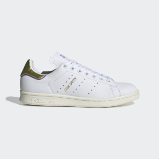 Sapatos Stan Smith Originals x TfL Ftwr White / Off White / Gold Met. EE7279