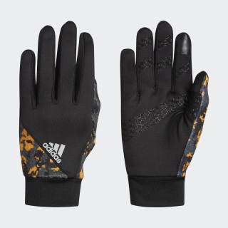 Shelter Gloves Black/Orange/Silver CK4823