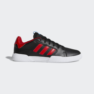 VRX Cup Low Schuh Core Black / Scarlet / Bright Blue B41485