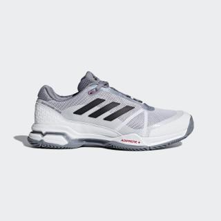 Barricade Club Shoes Grey/Ftwr White/Core Black CM7782