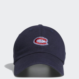 Canadiens Dad Adjustable Slouch Cap Blue Night BZ6807