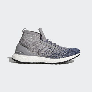 Tênis Ultraboost All Terrain GREY THREE F17/GREY TWO F17/NOBLE INDIGO S18 BB6128
