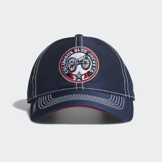 Blue Jackets Adjustable Slouch Dobby Hat Nhl-Cbj-5a5 CY1164