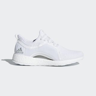 Pureboost X Shoes Ftwr White/Silver Metallic/Core Black BY8926