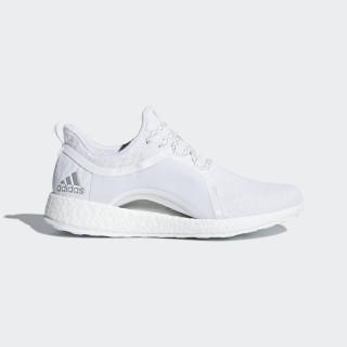 Sapatos Pureboost X Ftwr White/Silver Metallic/Core Black BY8926