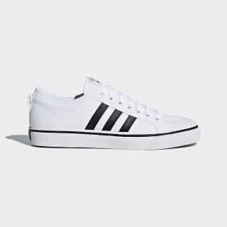 Nizza Schuh Ftwr White / Core Black / Crystal White AQ1066