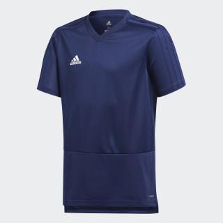 Condivo 18 Training T-shirt Dark Blue/White CG0377
