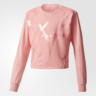 Buzo ID Crewneck TACTILE ROSE F17/WHITE CF1072