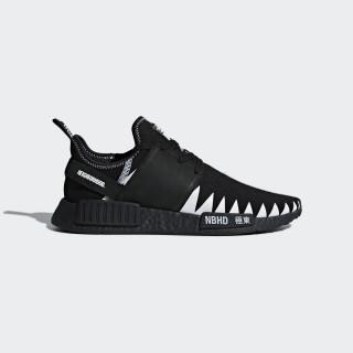NEIGHBORHOOD NMD_R1_PK Shoes Core Black/Core Black/Ftwr White DA8835