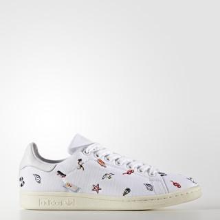 Stan Smith Schuh Footwear White/Footwear White/Off White BZ0392