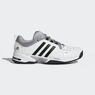 Barricade Classic Wide 4E Shoes Cloud White / Core Black / Mid Grey BY2920