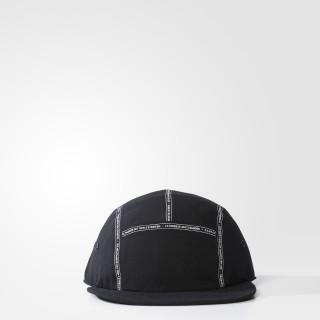 Cap Black/White BR4689