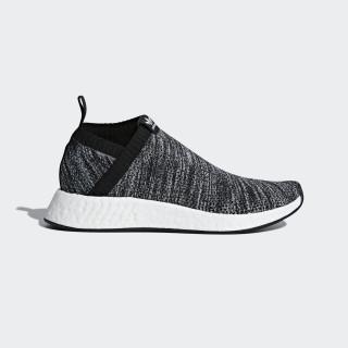 UA&SONS NMD CS2 Primeknit Shoes Core Black / Core Black / Cloud White DA9089