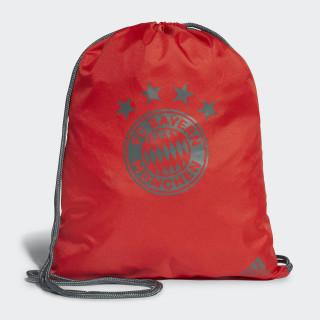 FC Bayern Gym Bag Red / Utility Ivy DI0233